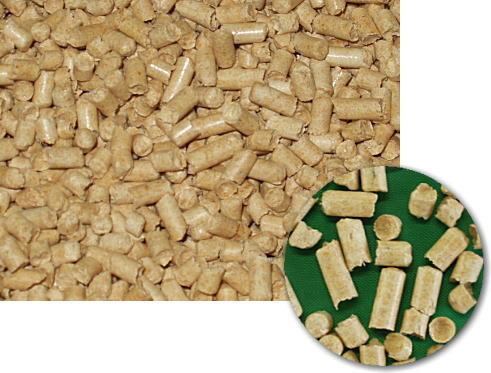 木質ペレット(ペレットストーブ燃料)200kg(10袋)【RS】