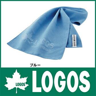 ロゴス ひんやりドライタオル ブルー 81690150 ロゴス LOGOS [P10] キャンプ用品