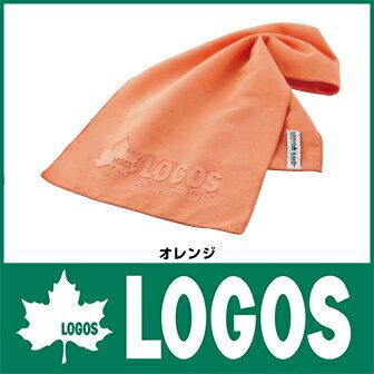 ロゴス ひんやりドライタオル オレンジ 81690152 ロゴス LOGOS [P10] キャンプ用品