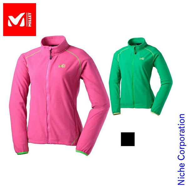 ミレー マイクロマティークコルデュトゥールジャケット [ MIV0776 ] (レディース) [ MILLET ミレー フリース ジャケット | ミレー ジャケット レディース | ミレー ウエア | 登山 トレッキング 関連商品]