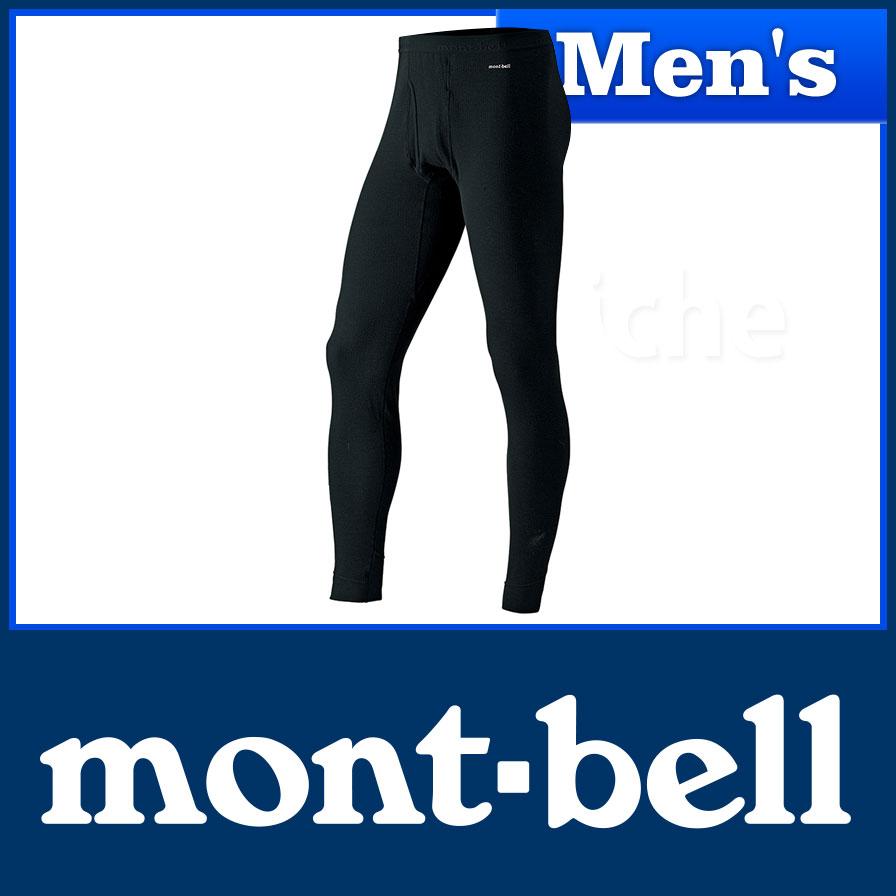 モンベル ジオライン EXP.タイツ Men's #1107522 [ モンベル montbell mont-bell | モンベル ジオライン タイツ | アンダーウェア メンズ | ヒート インナー ][男性用]