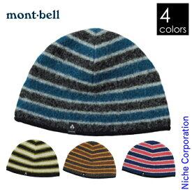 モンベル ウールビーニー #1108784 モンベル mont bell mont-bell モンベル 帽子 キャップ nocu キャップ男女兼用