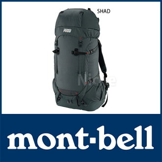 MONT BELL超级市场远征包90#1223329[影子(SHAD)][ZERO POINT零点帆布背包背包帆布背包户外|富士登山装备|MONT BELL mont bell mont-bell]