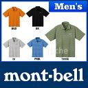 モンベル WIC.カラーシャツ Men's #1104942