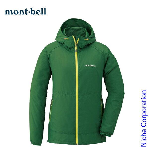 モンベル mont-bell ウインドブラスト パーカ Women's (ファーンウッド) #1103243(FEWO) nocu