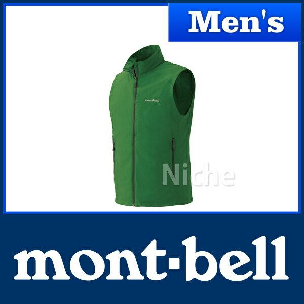 モンベル O.D.ベスト Men's (エバーグリーン) #1103253(EVGN)