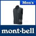 ◆5/25までクーポン配布中◆モンベル O.D.ベスト Men's (ガンメタル) #1103253(GM)