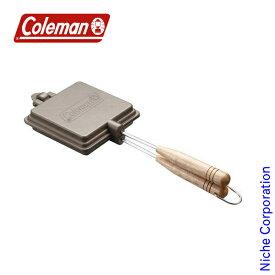 コールマン ホットサンドイッチクッカー 170-9435 調理器具・バーべキュー用品 クッカー コールマン coleman キャンプ用品 来客用 新生活