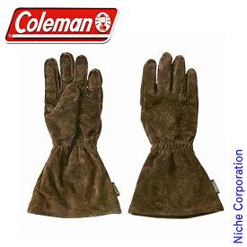コールマン ソリッドレザーグローブ2 170-9506 Coleman コールマン キャンプ用品