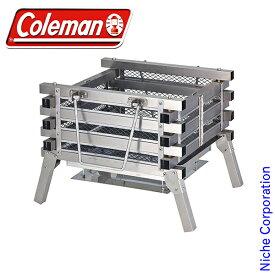 コールマン ステンレスファイアープレイス3 2000023233 キャンプ用品
