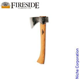 グレンスフォシュブルーク ミニハチェット ( 小枝用 ) [ GB410 ] キャンプ 薪割り 斧 焚き火 ( ファイヤーサイド Fireside )