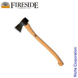 グレンスフォシュブルーク スカンジナビアンフォレスト [ 430 ] キャンプ 薪割り 斧 焚き火 ( ファイヤーサイド Fireside ) お1人様1点限り