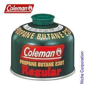 コールマン ( Coleman ) 純正LPガス燃料 Tタイプ 230g キャンプ シングルバーナー OD缶 OD バーナー ガス