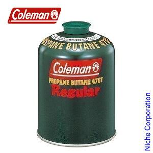 コールマン ( Coleman ) 純正LPガス燃料 Tタイプ 470g キャンプ シングルバーナー OD缶 OD バーナー ガス