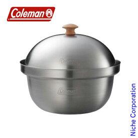 コールマン コンパクトスモーカー 2000031269 キャンプ用品 調理器具 来客用 新生活 お1人様1点限り