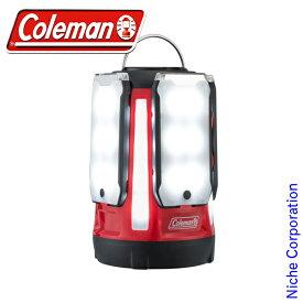 コールマン クアッド マルチパネルランタン 2000031270 キャンプ ランタン 充電 給電 800ルーメン 父の日 プレゼント