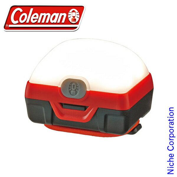 コールマン MY キャンプ ライト (レッド) 2000031279 キャンプ用品