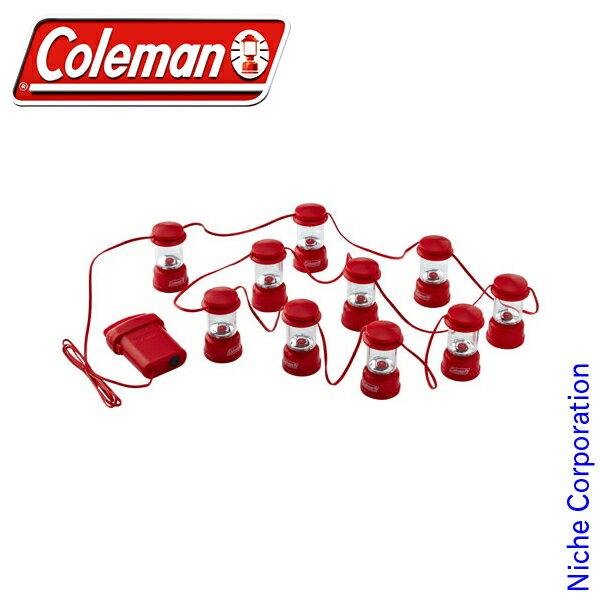 コールマン LEDストリングライトII 2000031280 キャンプ用品