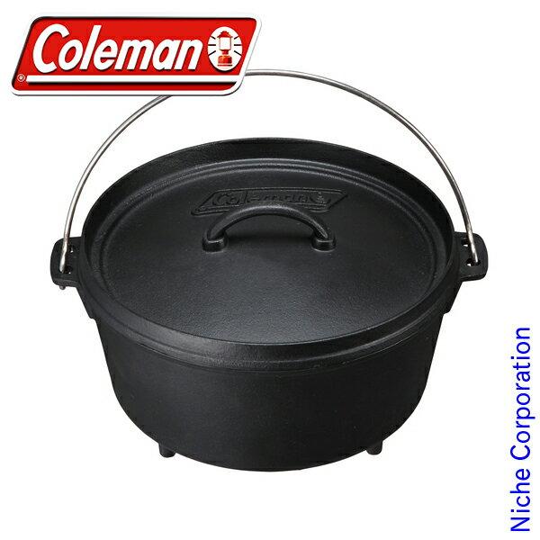 (Coleman)コールマン ダッチオーブンSF(12インチ) 170-9391 coleman コールマン コールマン ダッチオーブン 12インチ ダッチオーブン コールマン キャンプ用品