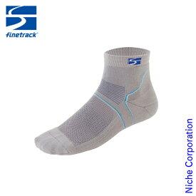 ファイントラック ラミースピンソックス クールアンクル ( ユニセックス ) スポーツ 靴下 涼感 nocu