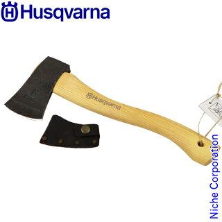 ハスクバーナ手斧38cm[H5769264-01旧:H5026402-01]キャンプ薪割り斧焚き火(ハスク)
