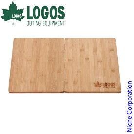 ロゴス Bamboo 大きいまな板 ( 50×30.5cm ) アウトドア キッチン キャンプ まないた