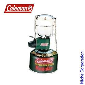コールマン フロンティアPZランタン 203536 キャンプ ランタン OD缶 ガスランタン