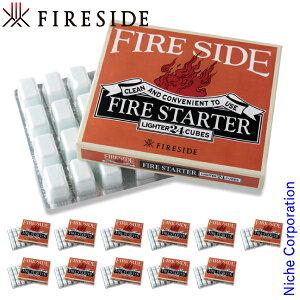 ファイヤースターター ドラゴン着火剤(1箱)24個入×12箱 [ 630540 ] 着火剤 着火 着火材 点火 薪 薪ストーブ 暖炉 2003ss-clr ファイヤーサイド 薪ストーブアクセサリー