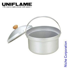 ユニフレーム クッカー fanライスクッカーDX キャンプ 飯盒 炊飯 白米 アウトドア 調理器具 来客用 新生活