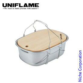 ユニフレーム フィールドキャリングシンク キャンプ 洗い物 キッチン アウトドア