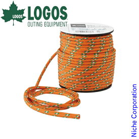 ロゴス 30m・ガイロープ(直径4mm×30m) 71993209 LOGOS ロゴス テント タープ オプション キャンプ用品