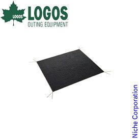 ロゴス ぴったりグランドシート200 84960101 キャンプ用品 テント タープ
