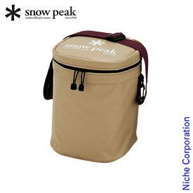 スノーピーク ソフトクーラー11 FP-111 スノー ピーク ShopinShop キャンプ 用品 オートキャンプ 用品 SNOW PEAK 保冷バッグ キャンプ用品 クーラーバッグ gr-1903SS