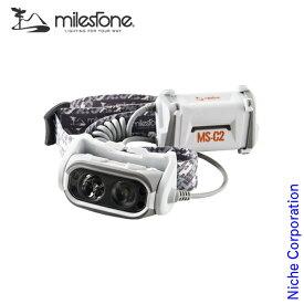 マイルストーン プロセンサーモデル MS-C2 nocu ヘッドライト