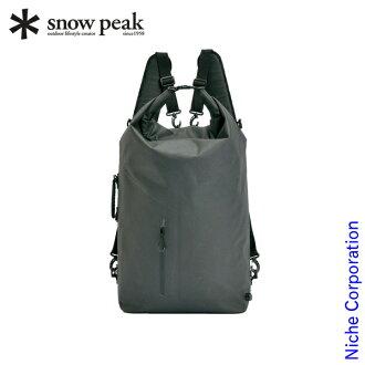 SNOW PEAK 4WAY防水幹燥包(M)[UG-376][P5]