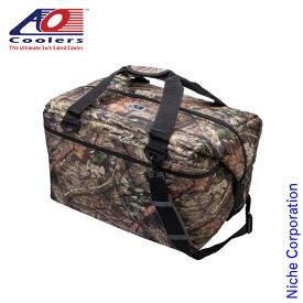AOクーラーズ 48パック モッシーオーク (45.4L モッシーオークカモ) AOMO48 キャンプ用品 クーラーバッグ