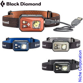 ブラックダイヤモンド リボルト BD81080 ヘッドライト ヘッドランプ