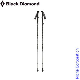 ブラックダイヤモンド ディスタンスFLZ BD82356 トレッキングポール