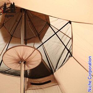 オガワキャンパル ( ogawa ) ピルツ15フルインナー 3535 テント キャンプ用品