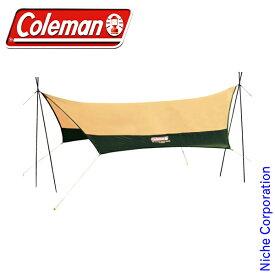 コールマン XPヘキサタープ/MDX (グリーン) 2000028621 テント キャンプ 用品 ファミリー