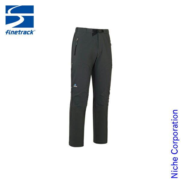 finetrack ファイントラック ストームゴージュアルパインパンツレギュラー MEN'S (ガンメタル) [ FBM0501(GM) ] スポーツ アウトドア ウエア レイヤー
