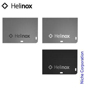 ヘリノックス ロゴステッカー L Helinox キャンプ シール ロゴ アウトドア