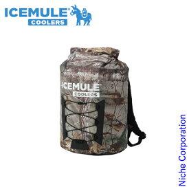 アイスミュール プロクーラー L (23L リアルツリーカモ) 59423 バックパック リュック 保冷 クーラーバッグ