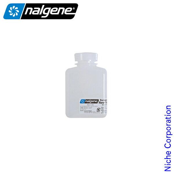 ナルゲン 広口長方形ボトル 250ml 90208