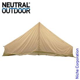 ニュートラルアウトドア GE テント 4m インナーテント 24193 テント用品 キャンプ用品