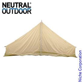 ニュートラルアウトドア GE テント6.0m インナーテント 34085 テント用品 キャンプ用品 nocu