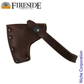 グレンスフォシュブルーク 替本革ケース 大型薪割り ロング大型薪割り ( 中大径木用 ) 442、445用 [ 442-408 ] 斧 ( ファイヤーサイド Fireside )