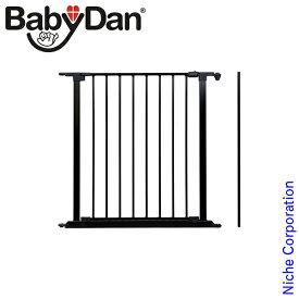 【枚数限定400円OFFクーポン配信中】ベビーダン ( BabyDan ) ゲートセクション ドアパネル ( ブラック ) ハースゲートL・XL・XXL 専用 ハースゲート用追加パネル ストーブ 薪