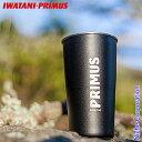 イワタニプリムス CF パイントカップ ブラック P-C738015