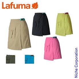 ラフマ ハイキングラップショーツ2 【女性用】 LFV0773 《 Lafuma なら ニッチ 》 レディース